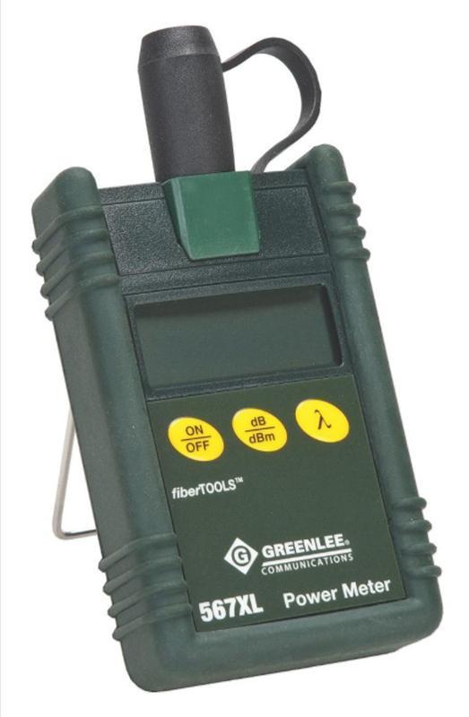 美国Greenlee 567XL-XOC便携式硅光功率计