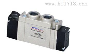 台湾AIRTAC电磁阀的选型资料