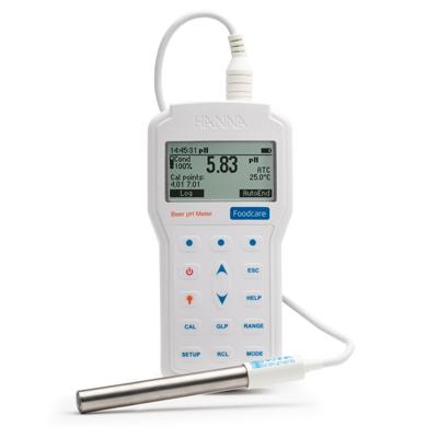 HI98167便携式啤酒pH测定仪