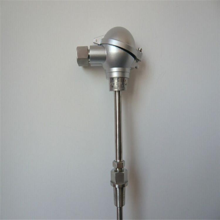 盛达WRN-230镍铬镍硅廉金属保护管热电偶