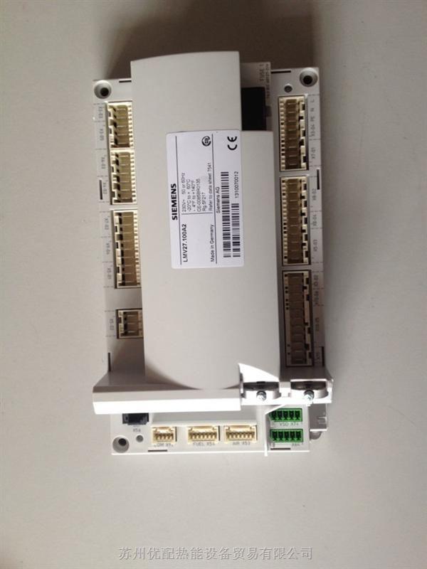 西门子控制器LMV27.100A2
