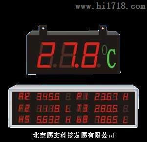 展杰DP系列大屏显示器 测量型和通讯型两类