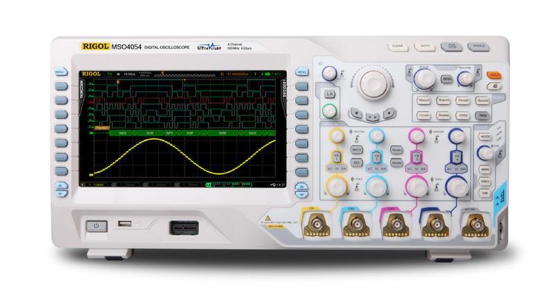 RIGOL普源DS4024数字示波器