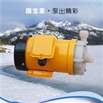 耐腐蚀加药磁力泵 国宝MP系列 无焊接点
