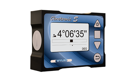 瑞士WYLER电子角度仪Clinotronic S