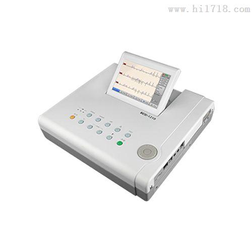 十二道心电图机厂家 邦健ECG-1210现货