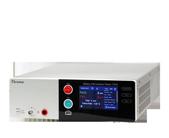 致茂chroma11210电池芯绝缘测试仪
