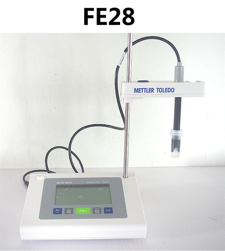 梅特勒托利多FE28-Meter 台式pH计酸度计