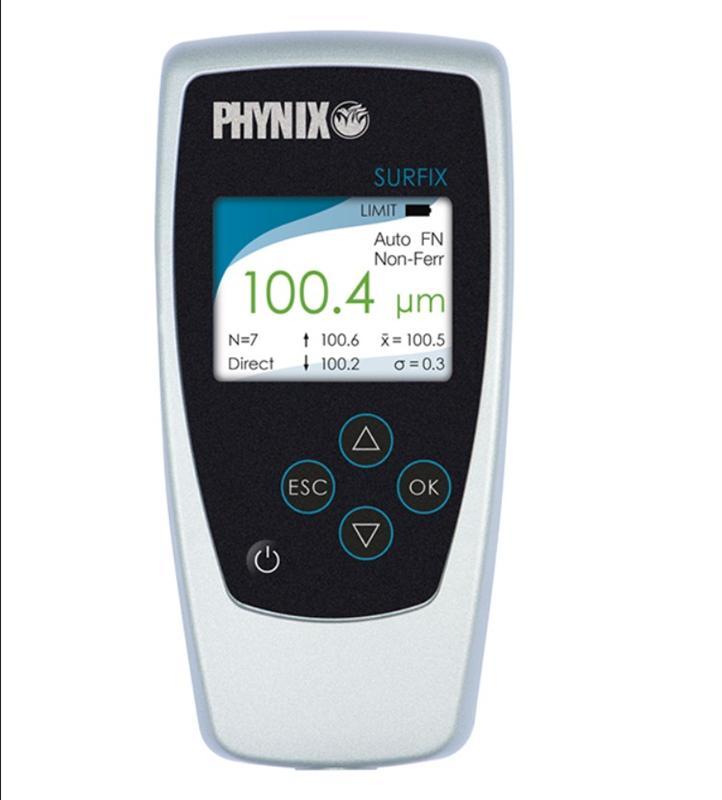 德国PHYNIX Surfix SX手持分体式涂层测厚仪