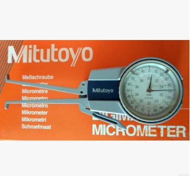 Mitutoyo三丰测径器内卡规