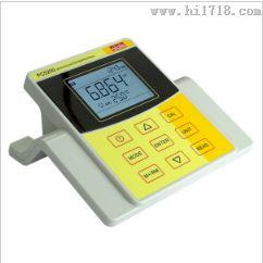 alalisMP6500台式pH/mV/电导率/溶解氧仪