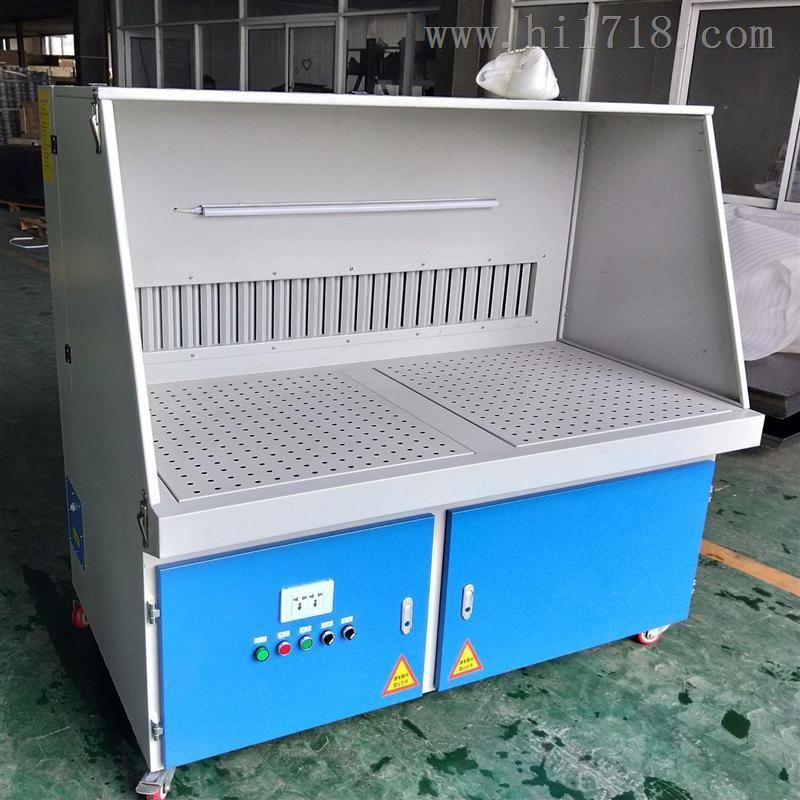 DMT-3000除尘打磨台 3KW 低噪音 吸力强