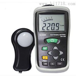 数字显示型照度计LB-ZD09