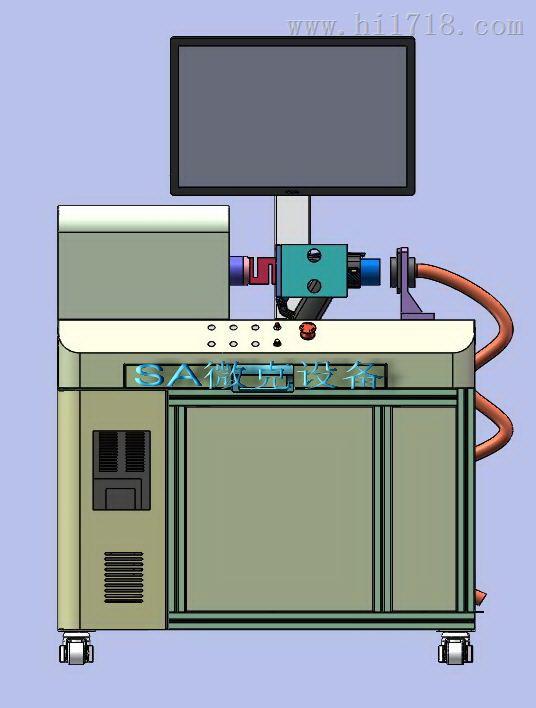 在線式充電座插拔力試驗機