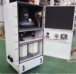小型台式砂轮机打磨吸尘器