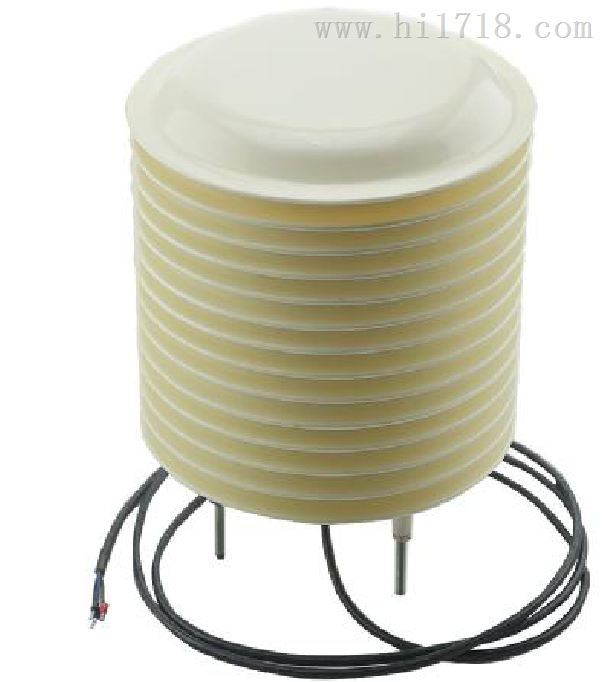PM2.5/10激光百叶窗变送器用于户外, 防水,带防辐射罩