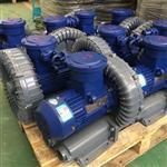 5.5KW防爆漩渦氣泵 氣體輸送風機