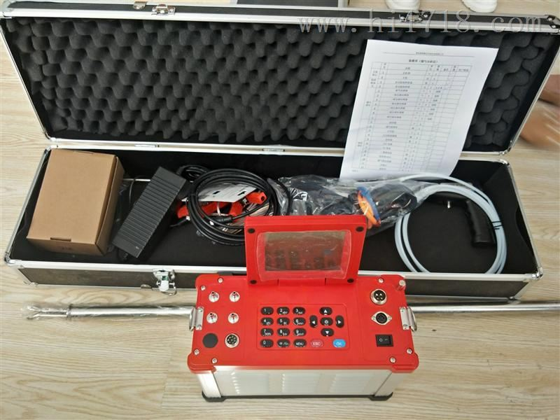 热电厂使用便携烟气分析仪