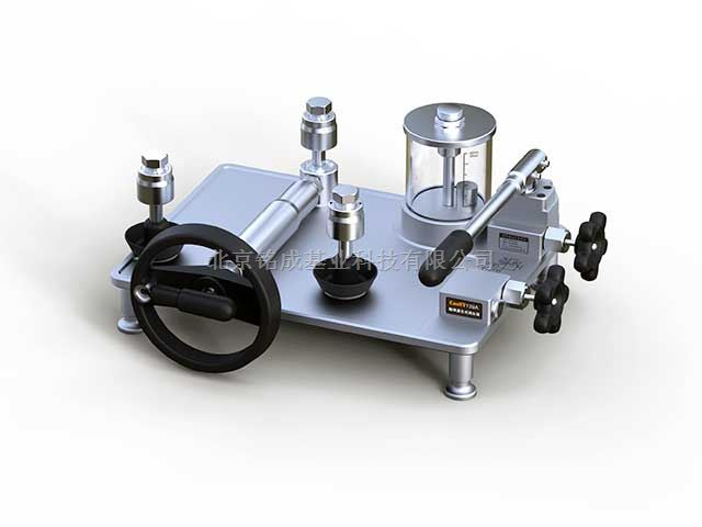 ConST138A超快速台式油压泵 (0~60)MPa