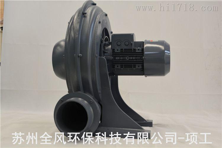 TB200-20透浦式中压鼓风机