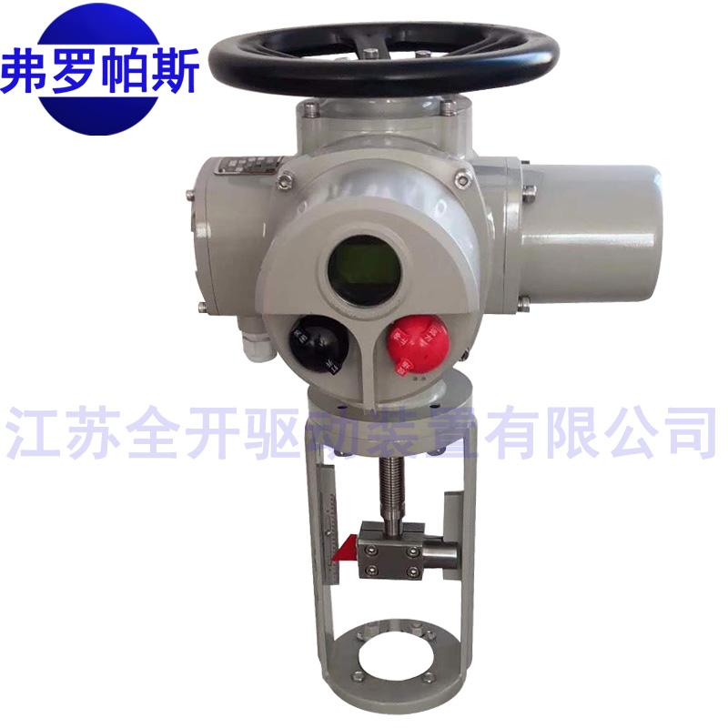 DDZ-1600电动执行器,DDZ蜗轮电动装置
