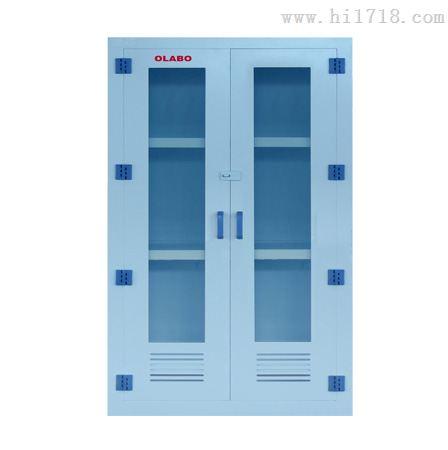 欧莱博化学品安全存储柜 PP药品柜OLB901YP