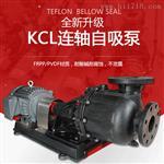 5.5KW耐高温卧式自吸泵 耐酸碱大头泵 高扬程离心泵