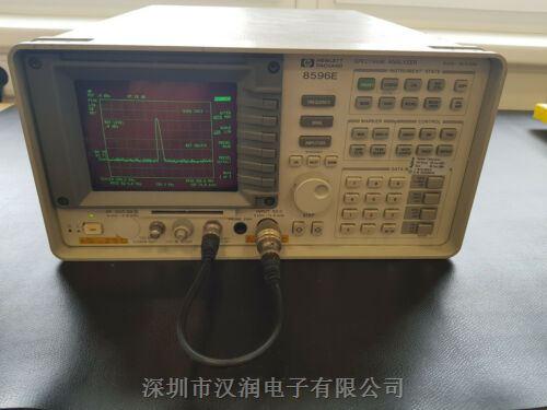 HP8596E优质回收商  收12.8G频谱分析仪