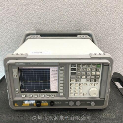 上海安捷伦频谱分析仪 回收E4407B信誉保证