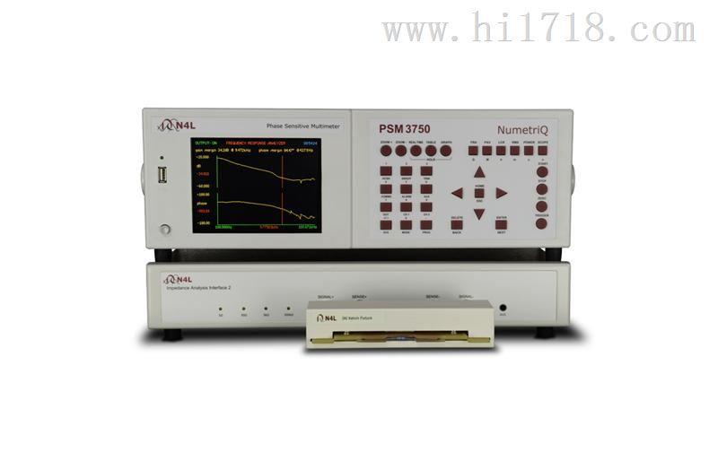 英国N4L多功能频率特性分析仪PSM3750