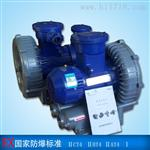 11KW高压防爆漩涡气泵 隔爆鼓风机