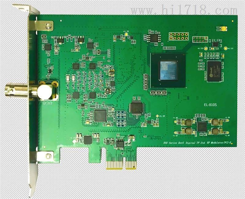 新进时原厂dvb-s/s2数字电视码流卡