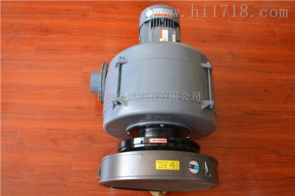 直销HTB75-105隧道炉用中压鼓风机