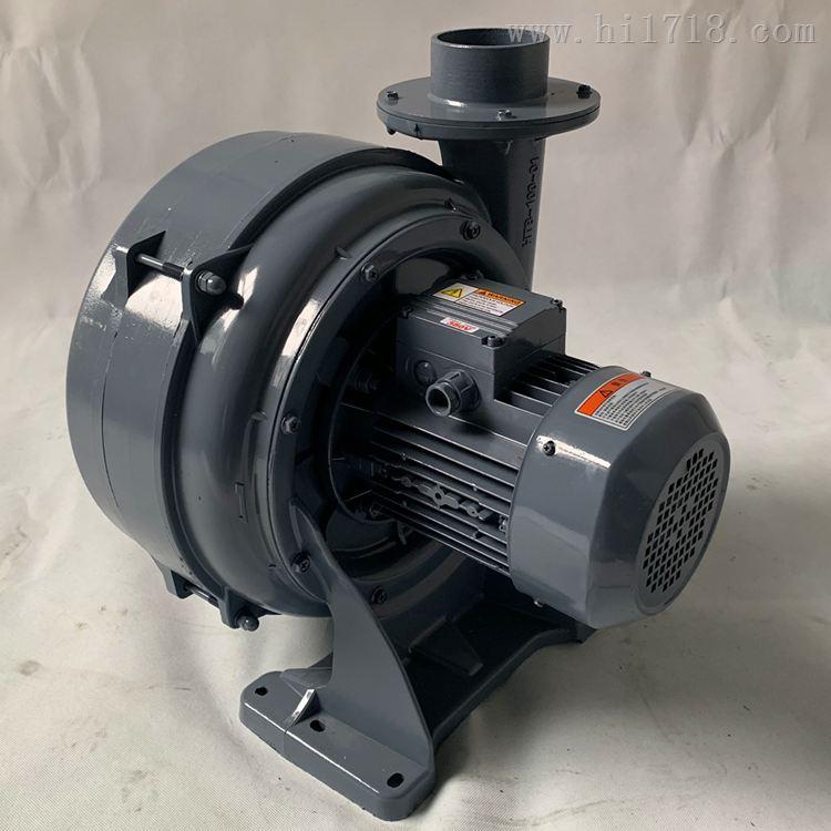 HTB125-1005瓦楞纸箱纸板专用中压风机