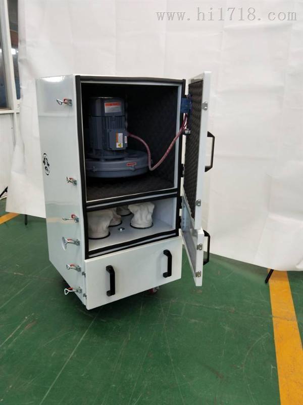 JC-1500-1 1.5KW低噪音柜式集尘机