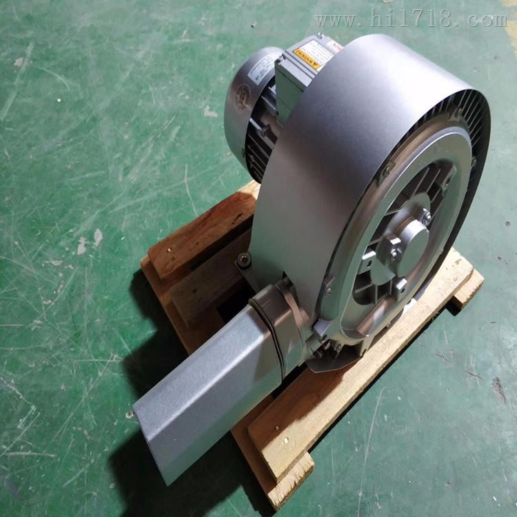 RB型双段式高压鼓风机技术参数