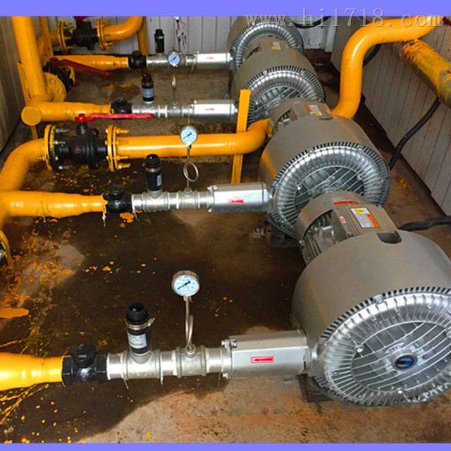 7.5KW双叶轮漩涡气泵直销