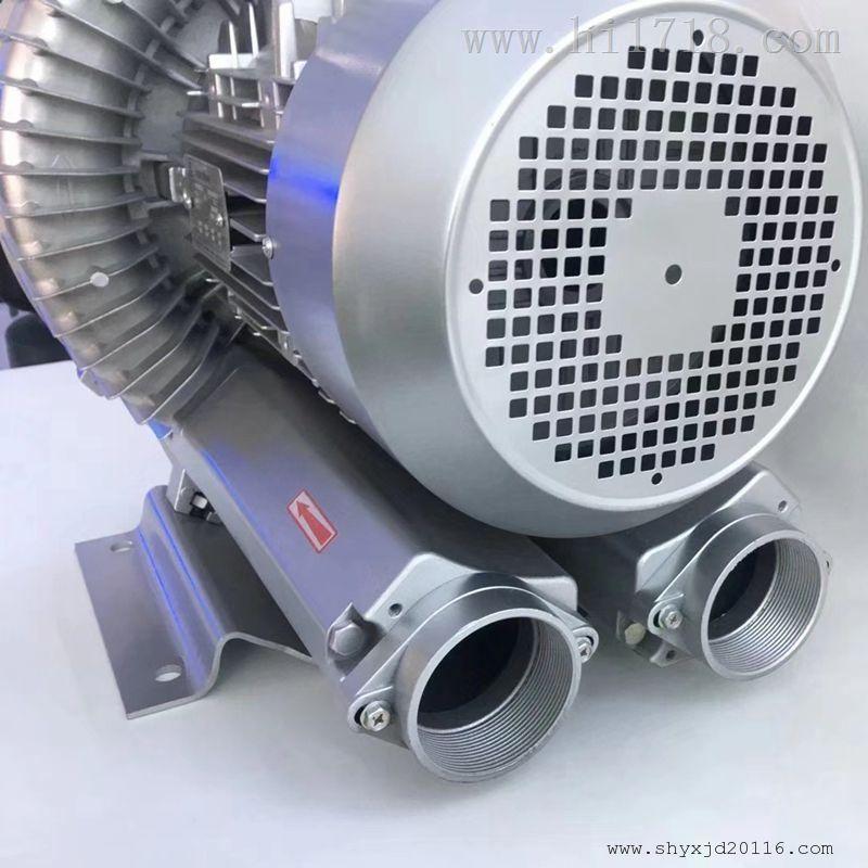 8.5kw中央集尘专用高压风机