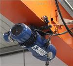 歐式梁直輪導向輪箱形梁電動葫蘆