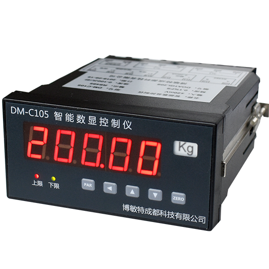 博敏特DM-C105智能數顯控制儀
