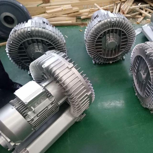 塑料颗粒输送旋涡风机特性
