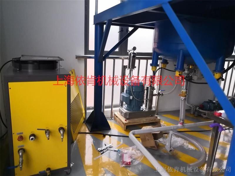 石墨烯水性丙烯酸防腐涂料研磨分散机