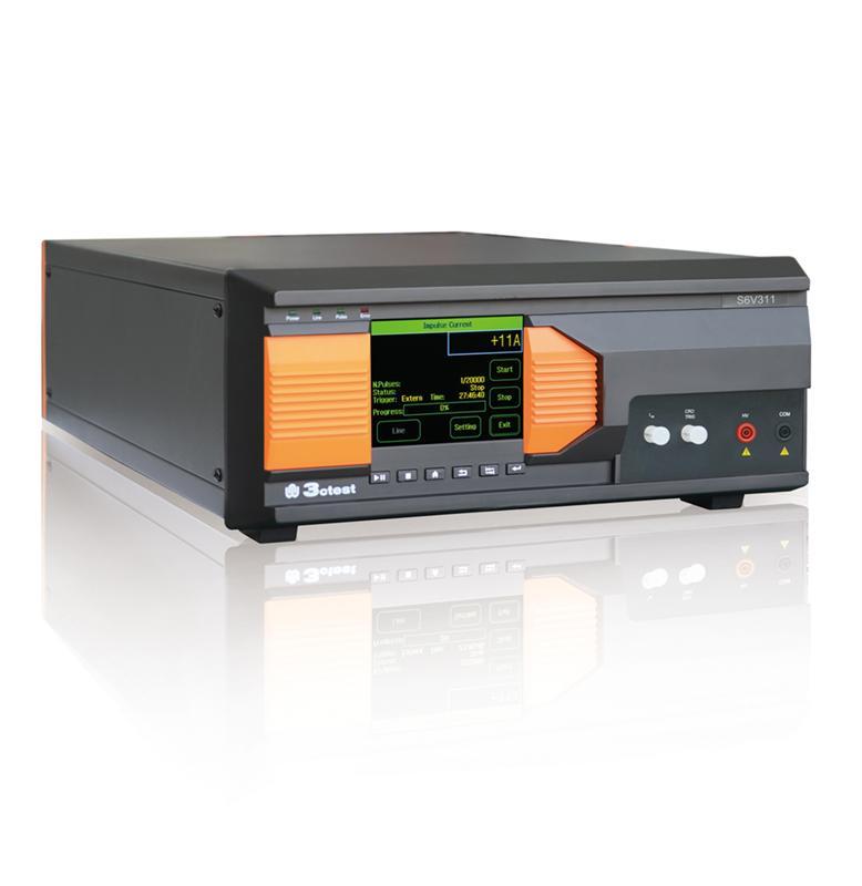 泰思特-智能型冲击电压测试设备S6 V311