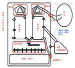 AB双桶混合水质采样器交替工作
