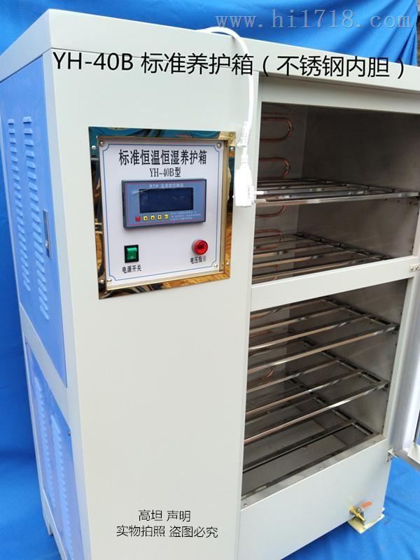 上海标准恒温恒湿养护箱
