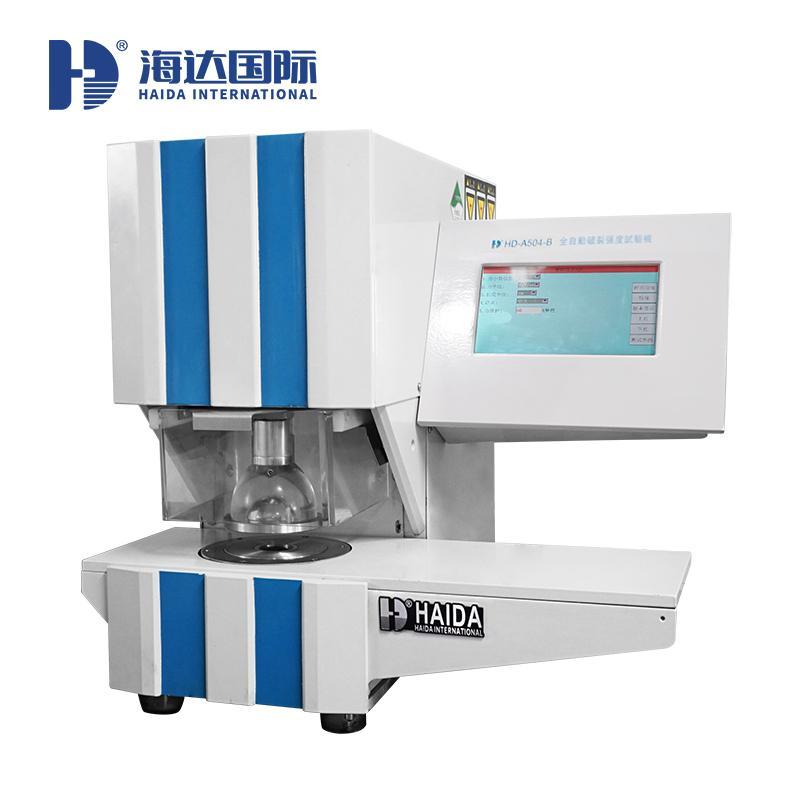 全自动破裂强度试验机(高压式)HD-A504-B