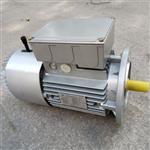 中研BMD132S-4紫光刹车电机
