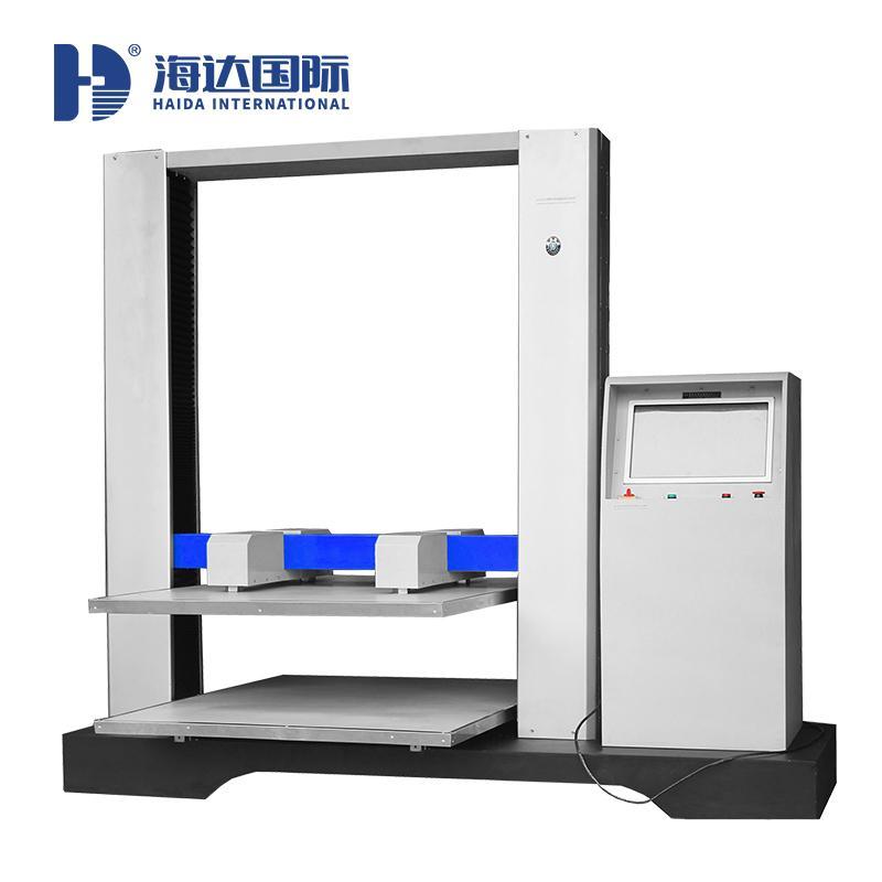 计算机伺服纸箱抗压试验机HD-A505S-1200