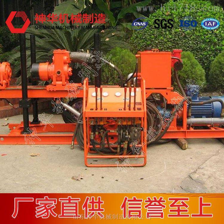 坑道钻机工作原理及价格 技术参数