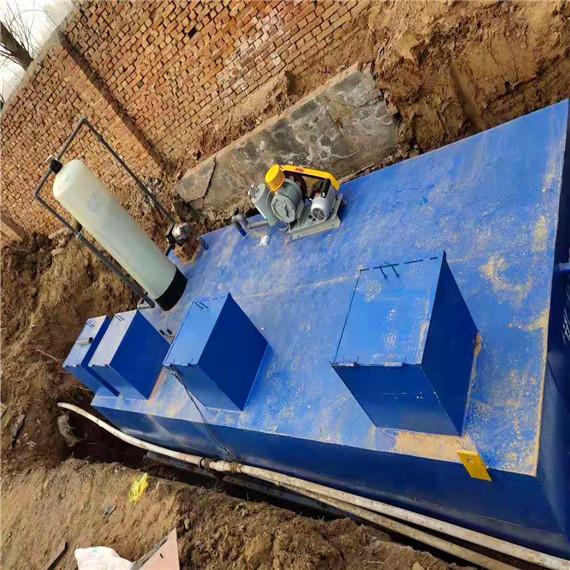 加油站污水处理成套设备装置